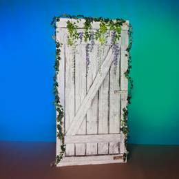 Rustic Glam Garden Door Kit