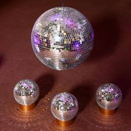Reflections of Night Mirror Ball and Three Centerpieces Kit