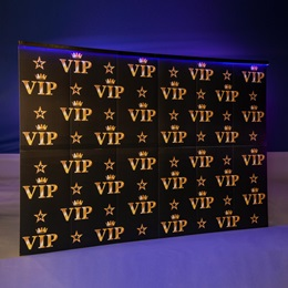VIP Step and Repeat Wall Kit