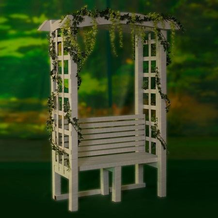 Picture Perfect Garden Bench Kit