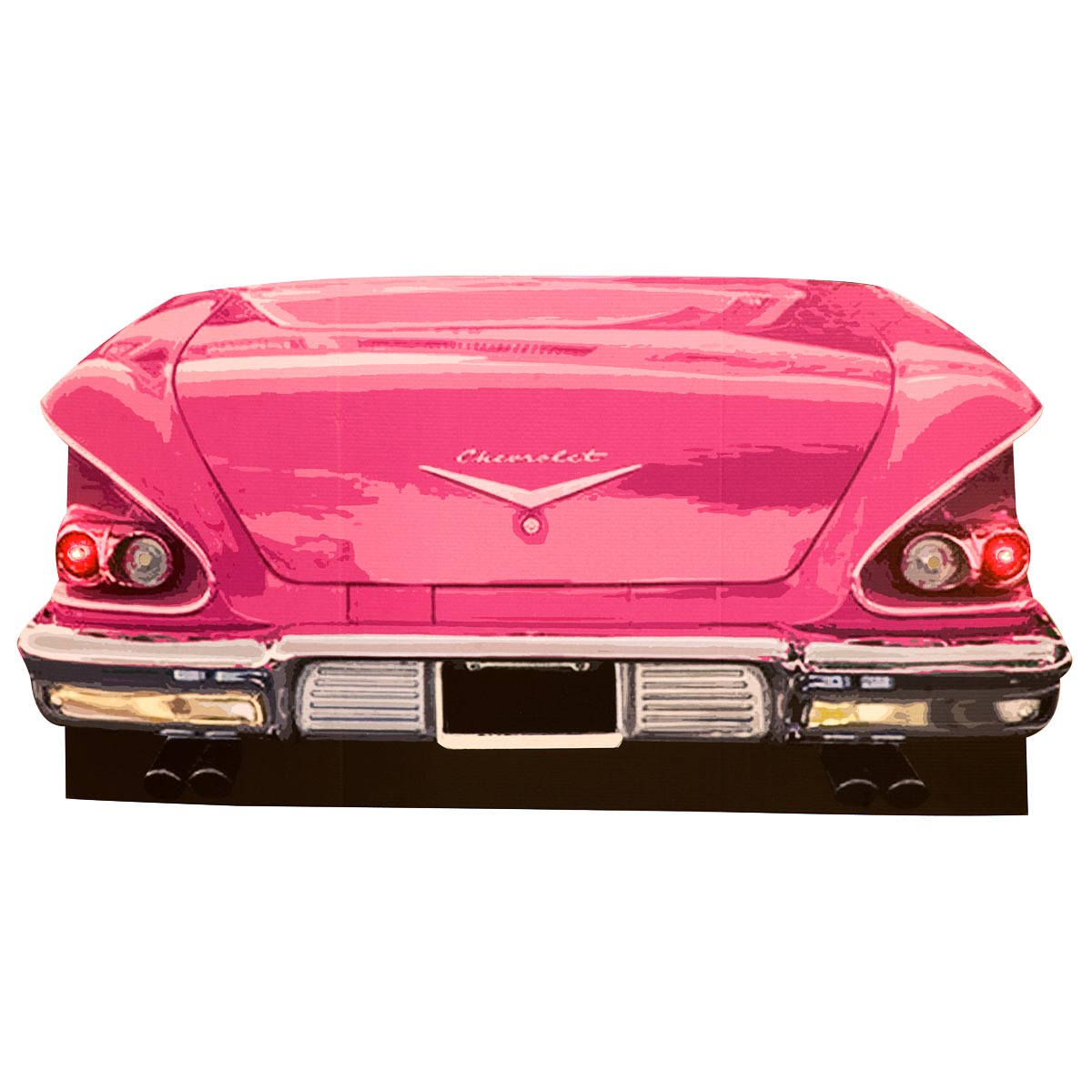 Cruisin' Time Pink Chevy Kit