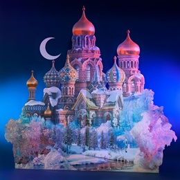 Magical Mysteries Castle and Moon Kit