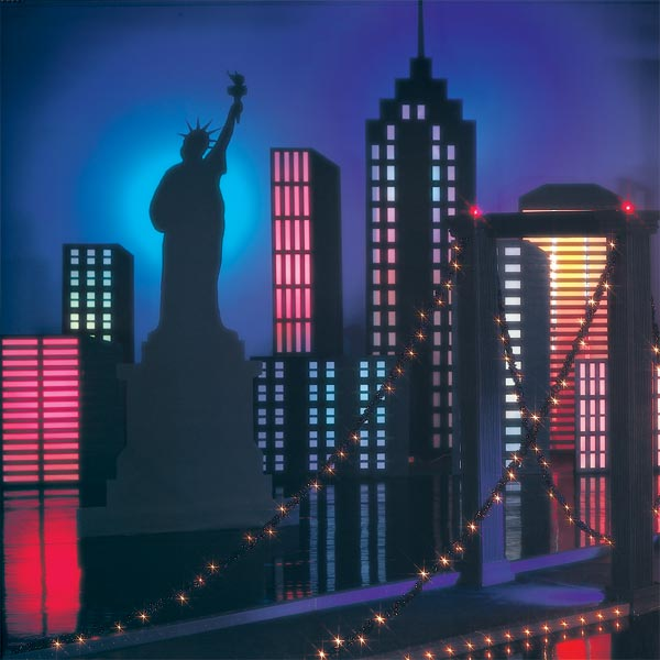 New york new york complete prom theme anderson s