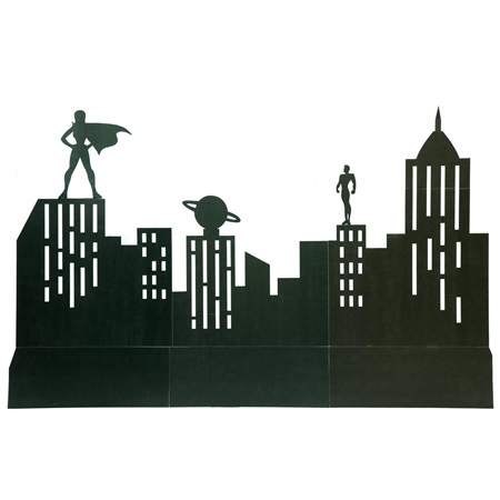 The Sky's the Limit City Skyline Kit