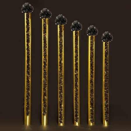 Strike it Rich Golden Columns Kit (set of 6)