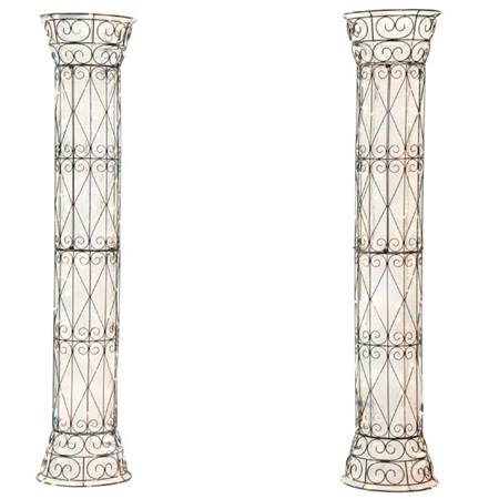 High Society Calypso Columns Kit - set of 2