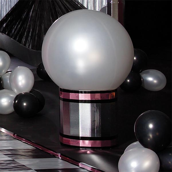 Crystal Ball Balloon Columns Kit (Set of 3)