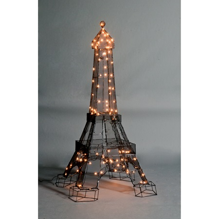 Wire Eiffel Tower