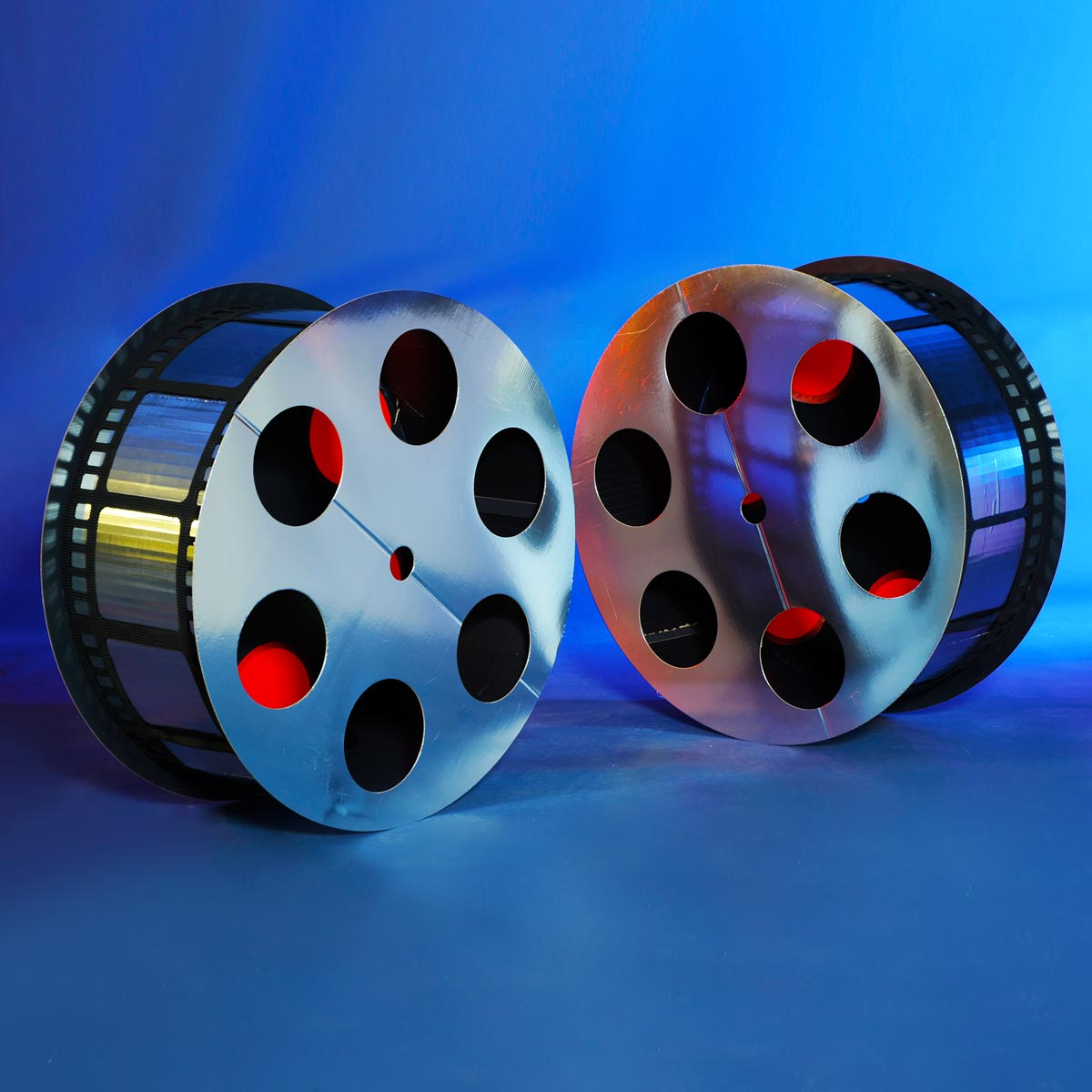 Starring Role Film Reels Kit (set of 2)