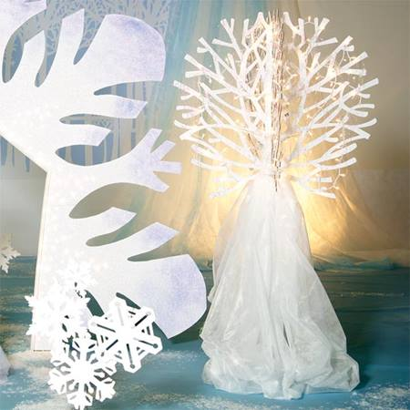 Wintertime Wonders Trees & Shrub Kit