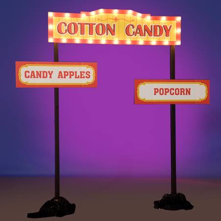 Carnival Confections Stand Kit