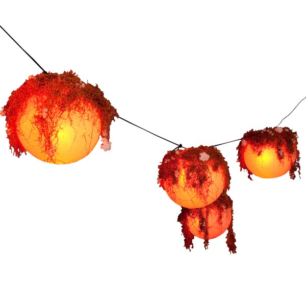 Hanging Lanterns Corridor Theme Kit