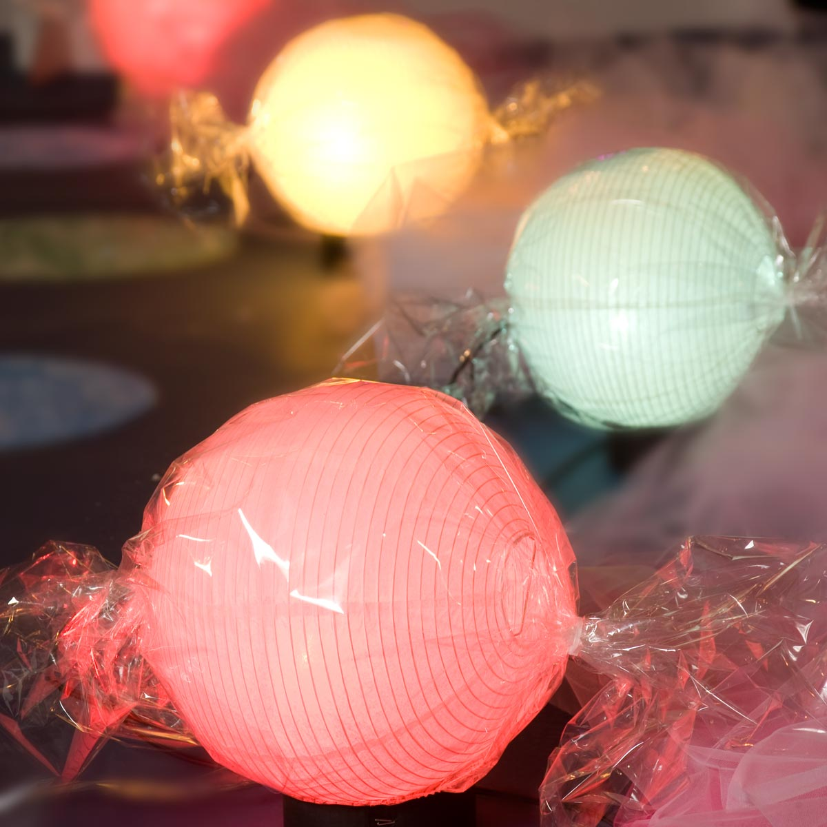 Glowing Confections Lanterns Kit (set of 8)