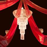 Resplendent Luxury Lit Chandelier Kit