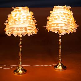 Perfect Petals Short Lamps Kit (set of 2)