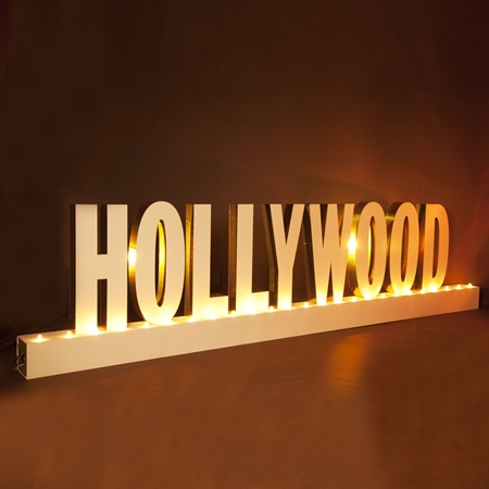 Hollywood Magic Letters Kit