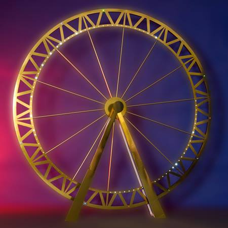 The Grandest Time Ferris Wheel Kit