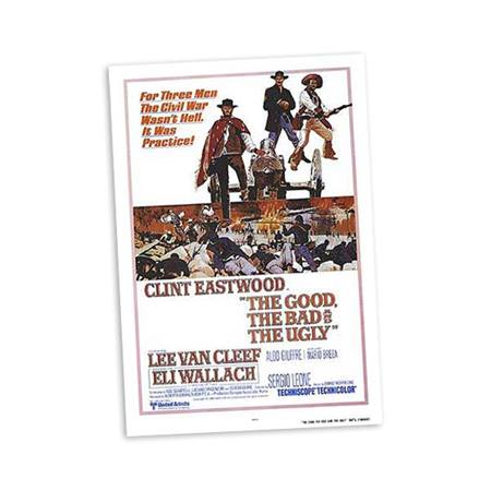 The Good, the Bad, and the Ugly Movie Poster