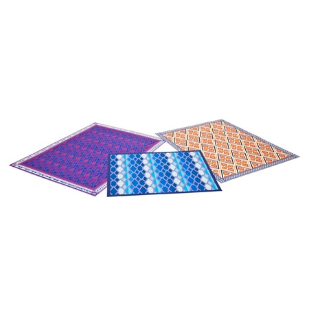 Avant Garde Boho Rugs Kit (set of 3)