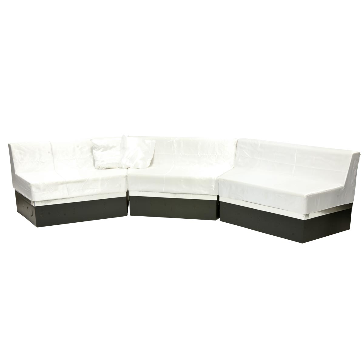 Take Time to Relax White Sofa Kit