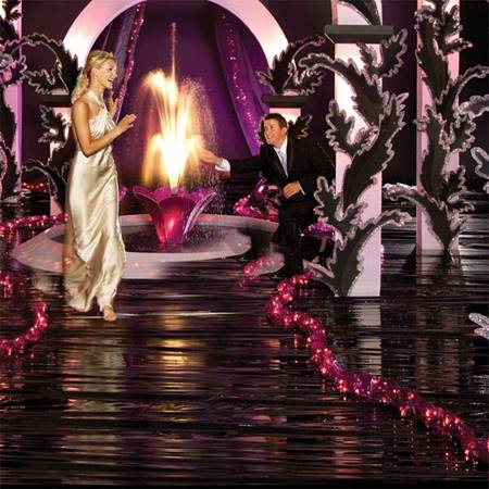 Take Me Away with You Floor Ropes Kit (set of 2)