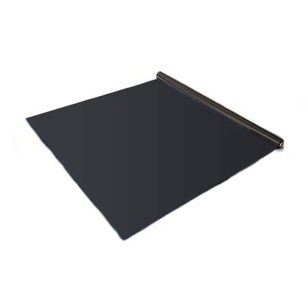 Black Velour Carpet Runner