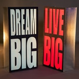 Live Big/Dream Big Blocks Theme Kit (set of 2)