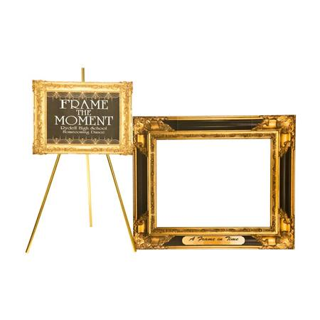 Snapshot of the Night Personalized Frame Stand Kit