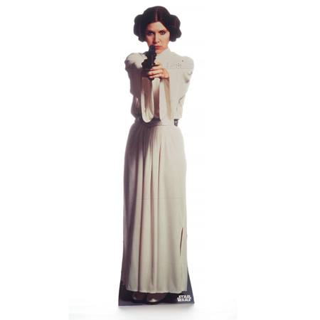 Princess Leia Life Size Stand Up