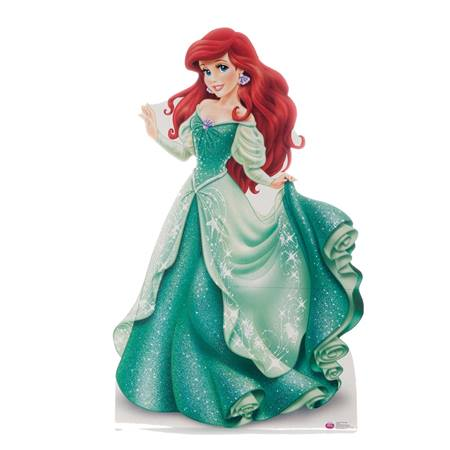 Ariel Life Size Stand Up