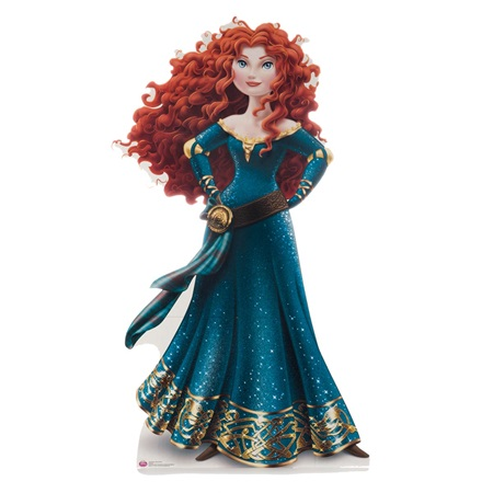 Brave Merida Life Size Stand Up