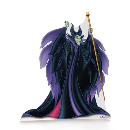 Maleficent Life Size Stand Up