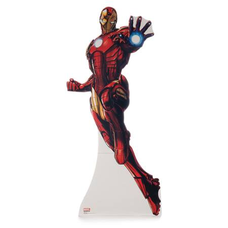 Iron Man Avenger Life Size Stand Up