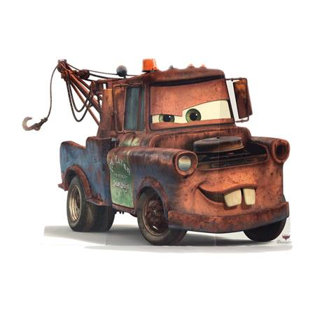 Mater Life Size Stand Up