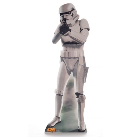 Storm Trooper Life Size Stand Up