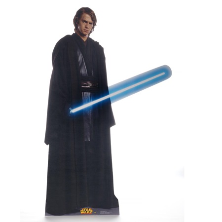 Anakin Skywalker Life Size Stand Up