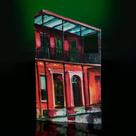 French Quarter Small Building Kit