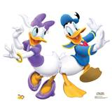Donald and Daisy Duck Life Size Stand Up