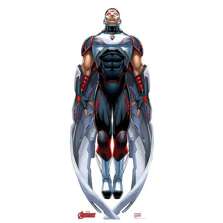 Falcon Avenger Life Size Stand Up