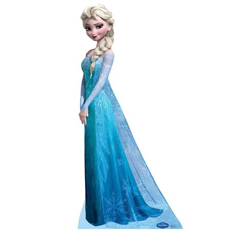 Elsa Life Size Stand Up - Disney's Frozen