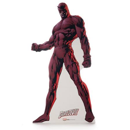 Daredevil Superhero Life Size Stand Up
