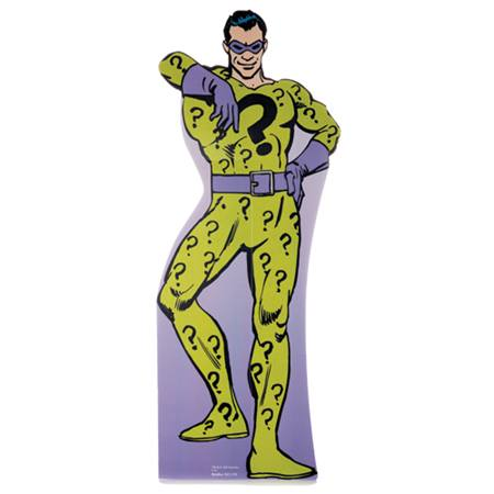 The Riddler Life Size Stand Up