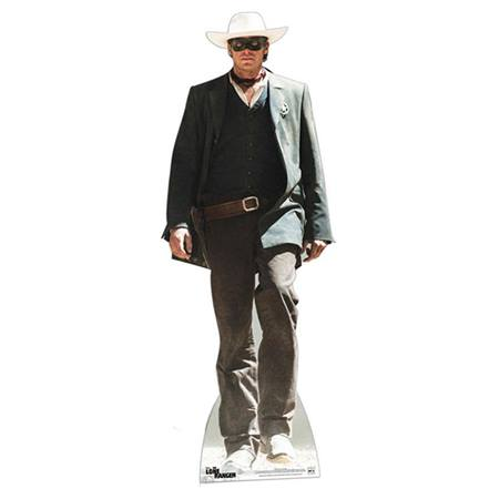 The Lone Ranger Life Size Stand Up