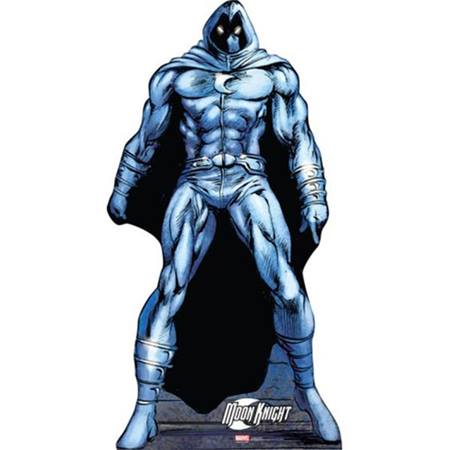 Moon Knight Life Size Stand Up