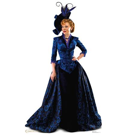 Cinderella's Stepmother Life Size Stand Up