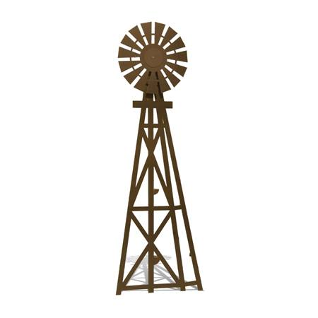 way out west windmill silhouette kit anderson s