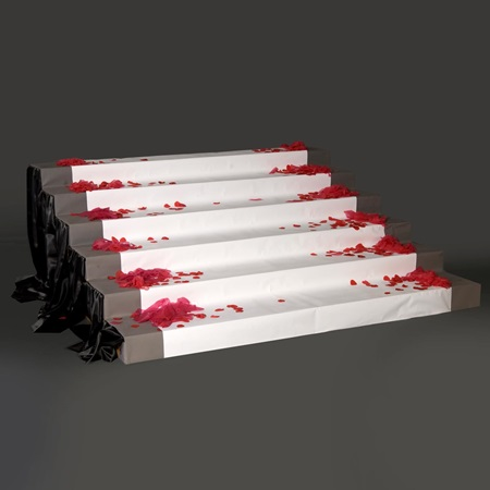 Roses Lead the Way Staircase Kit
