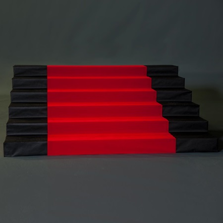 Red Velour Stairway Theme Kit