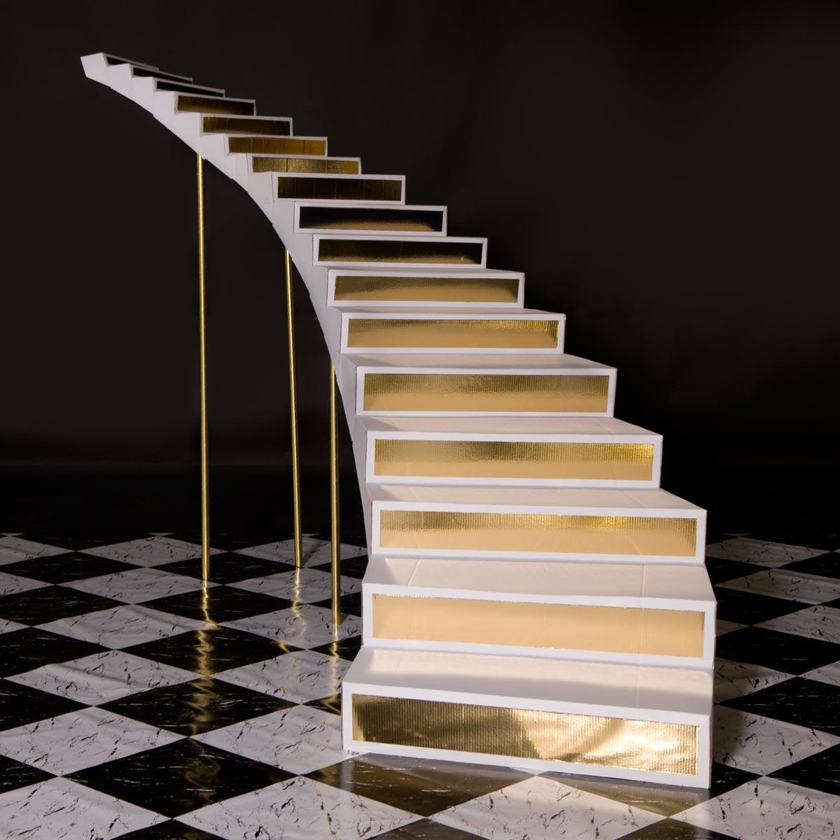 Golden Age Ballroom Staircase Kit
