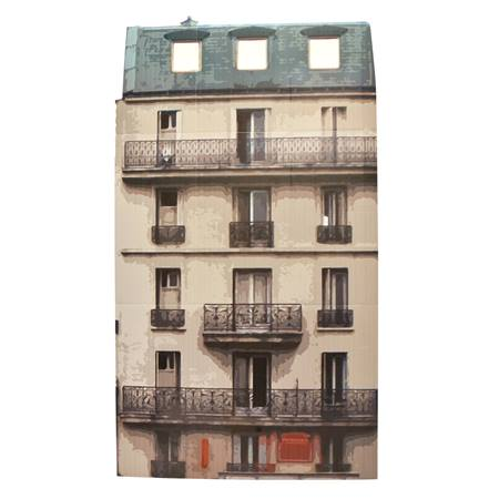 Pigalle District 5-Story Building Kit